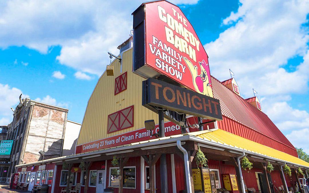 The Comedy Barn® Theater Begins 26th Season of Laughs in 2020
